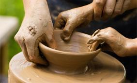 couple-pottery