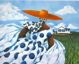 Jonathan Green-painting