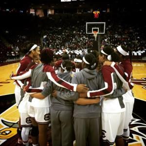 SC Women's Basketball Team